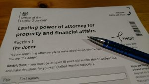Claim a power of attorney refund ferguson bricknell solicitors if you registered a lasting power of attorney between 1 april 2013 and 31 march 2017 you can claim a refund of part of the registration fee you paid solutioingenieria Image collections